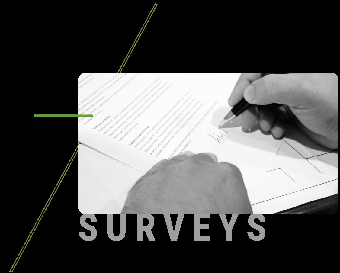 Sign Solutions Surveys - Signtech Blueprint Jersey