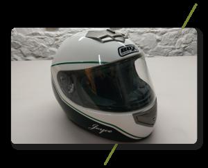Sign Solution Helmet Graphics - Signtech Blueprint Jersey