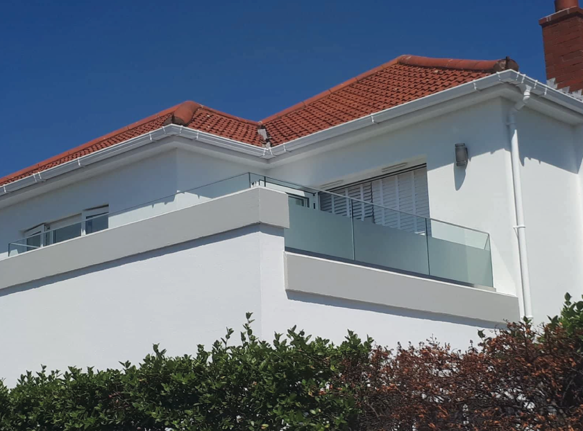 Sign Solution Balcony Privacy - Signtech Blueprint Jersey