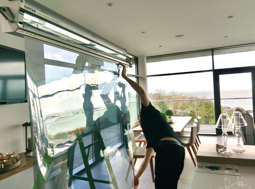 Sign Solution Home Window Tints - Signtech Blueprint Jersey