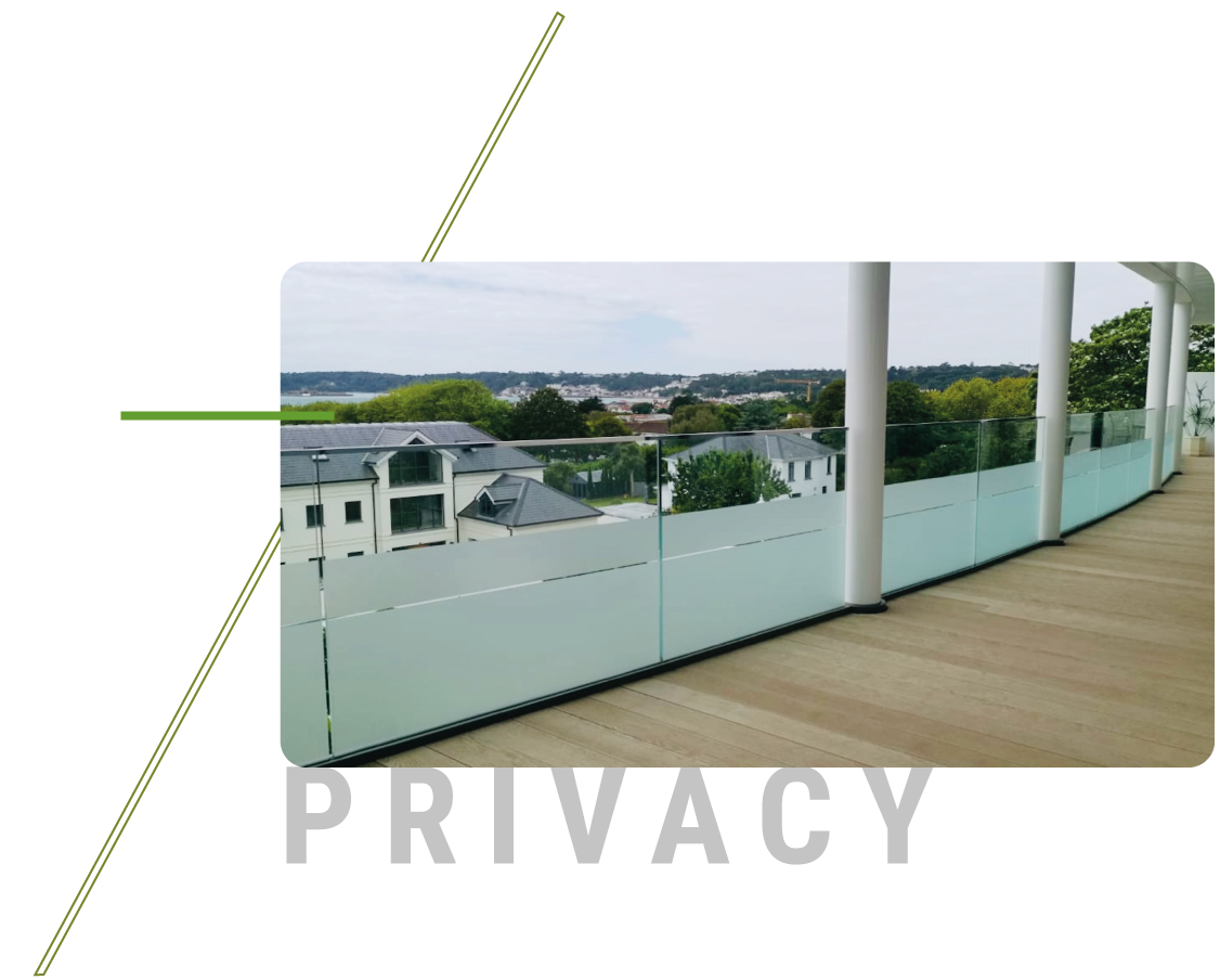 Sign Solution Privacy Window Wrapping - Signtech Blueprint Jersey
