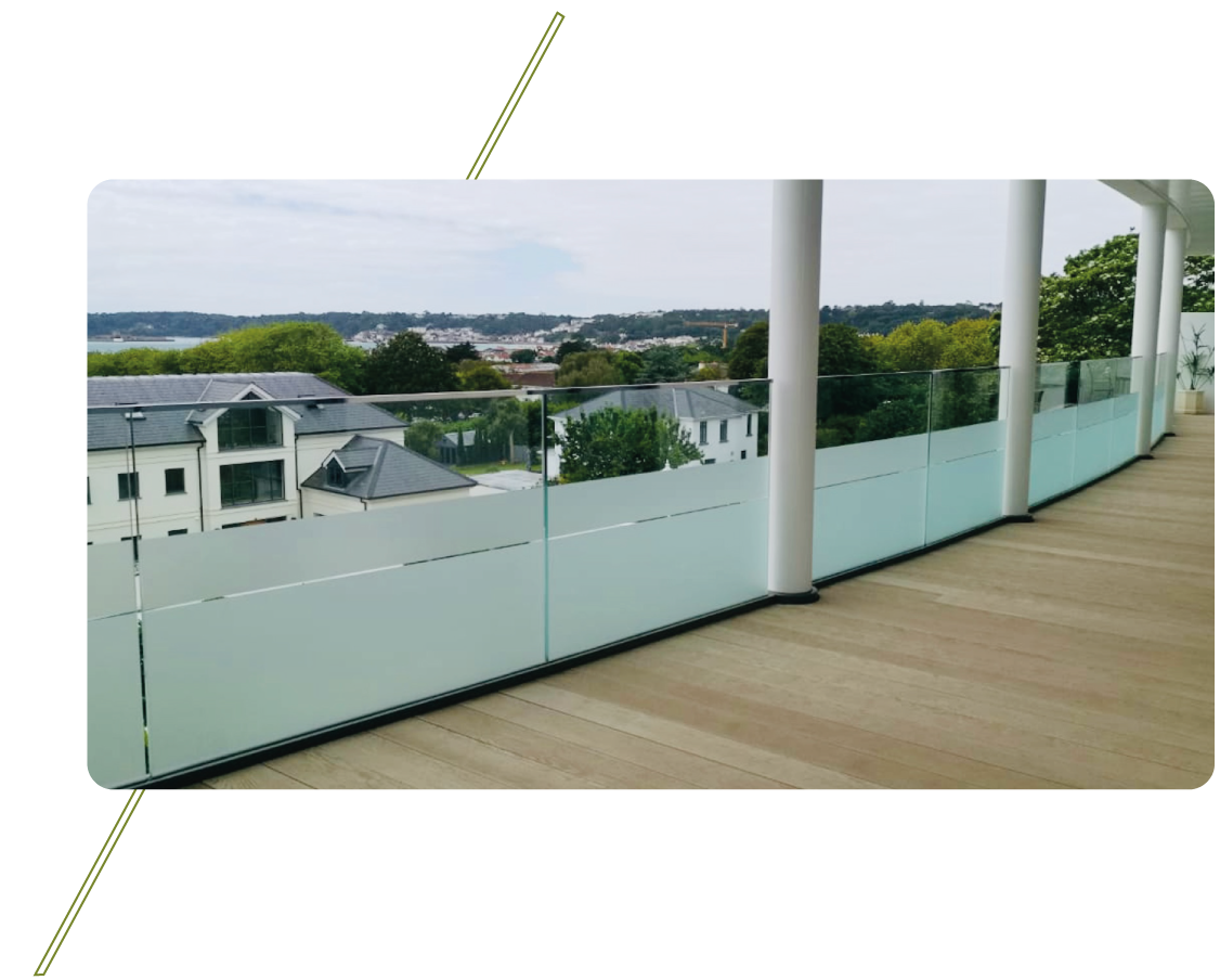 Sign Solution Privacy Window Films - Signtech Blueprint Jersey