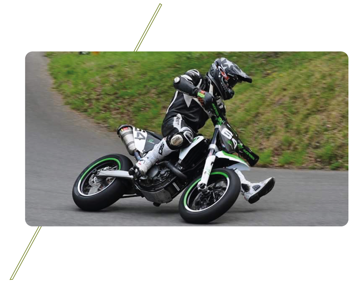Sign Solutions Wrapping Services - Motorbikes -Signtech Blueprint Jersey